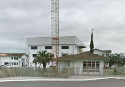 Instalação do Prédio Engenharia e P&D - Carambeí (PR)